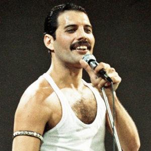 A famous Freddie, Freddie Mercury