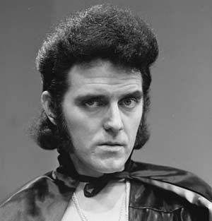 Alvin Stardust a famous singer with the stage name Alvin