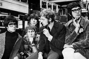 The band Manfred Mann
