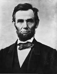 Abraham Lincoln the famous American President