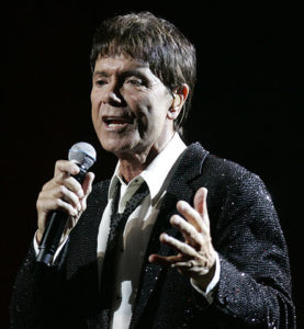 The Singer Cliff Richard
