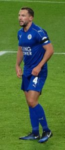 Danny Drinkwater a  professional footballer who plays for England.