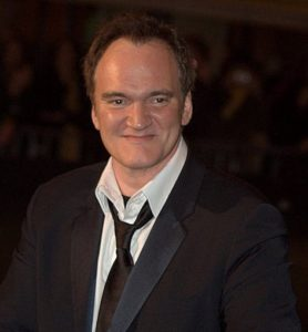 The Famous Director Quentin Tarantino