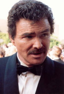 Burton Reynolds, more affectionately known as Burt