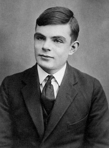 Alan Turing on of the Greatest English minds during the 2 World War