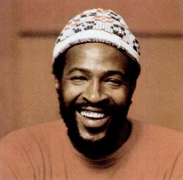 The famous Motown singer Marvin Gaye