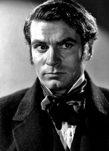 The famous English actor and director Laurence Olivier