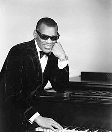 Ray Charles, the singer-songwriter & musician